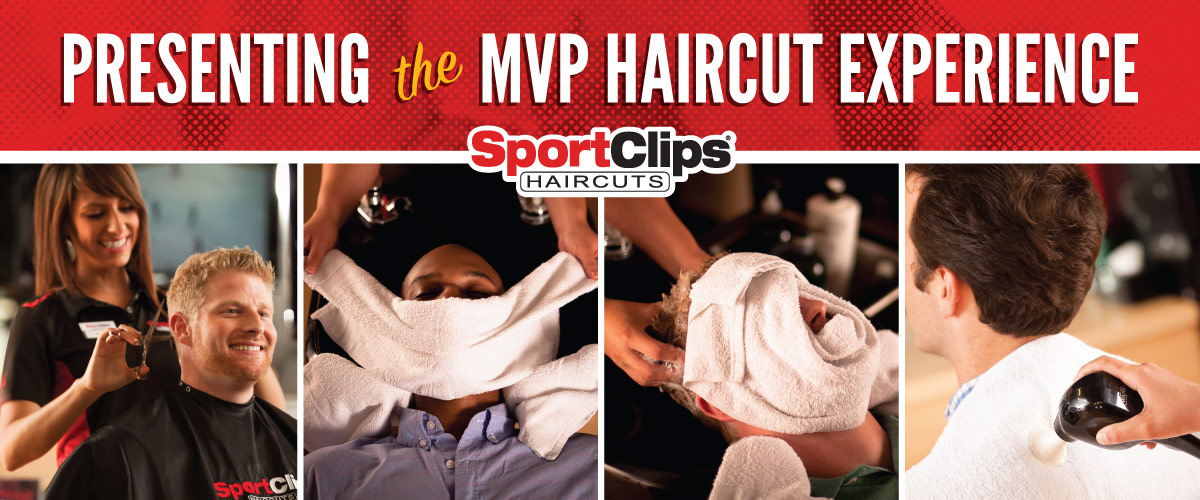 The Sport Clips Haircuts of Louisville - Plainview Shopping Center MVP Haircut Experience